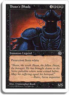 Ihsan's Shade Magic Card