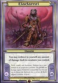 Eladamri Magic Card