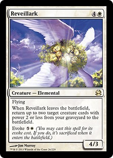 Reveillark Magic Card