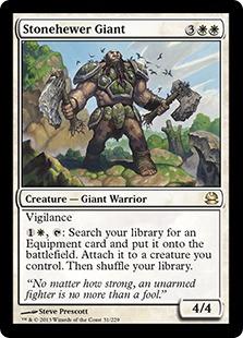 Stonehewer Giant Magic Card