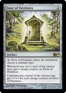 Door of Destinies Magic Card