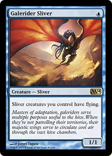 Galerider Sliver Magic Card
