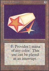 Celestial Prism Magic Card