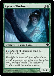 Agent of Horizons Magic Card