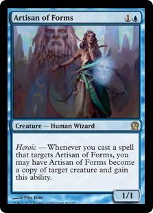 Artisan of Forms Magic Card