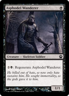 Asphodel Wanderer Magic Card
