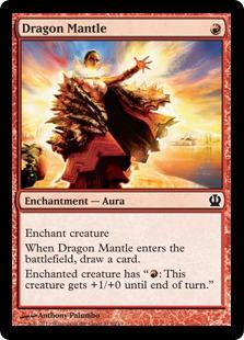 Dragon Mantle Magic Card