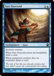Fate Foretold Magic Card