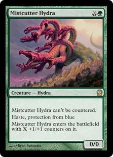 Mistcutter Hydra Magic Card