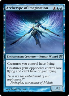 Archetype of Imagination Magic Card