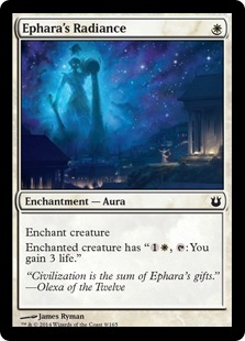 Ephara's Radiance Magic Card