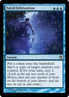 Fated Infatuation Magic Card