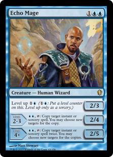 Echo Mage Magic Card