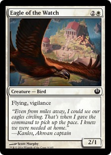 Eagle of the Watch Magic Card