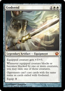 Godsend Magic Card