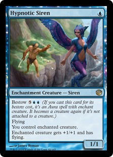 Hypnotic Siren Magic Card