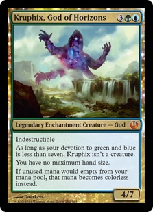 Kruphix, God of Horizons Magic Card