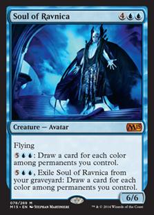 Soul of Ravnica Magic Card