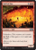 Wall of Fire Magic Card Image