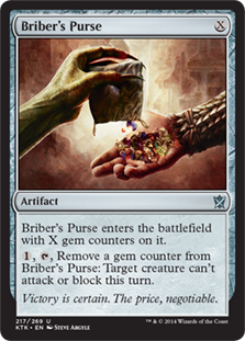 Briber's Purse Magic Card