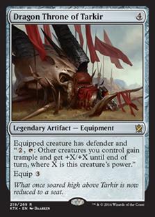 Dragon Throne of Tarkir Magic Card