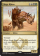 Siege Rhino Magic Card Image