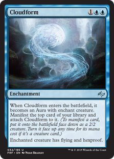 Cloudform Magic Card