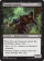 Hooded Assassin Magic Card Image