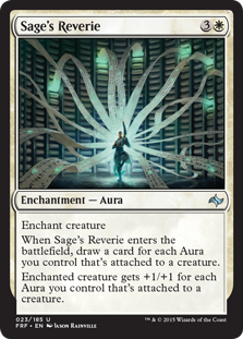 Sage's Reverie Magic Card