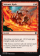 Volcanic Rush Magic Card Image