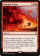 Volcanic Vision Magic Card Image