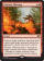 Volcanic Offering Magic Card Image