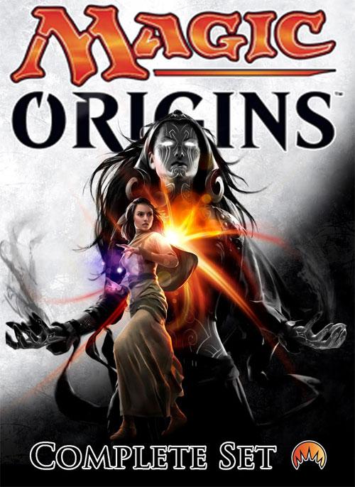 Magic Origins Complete Set - PREORDER Magic Card