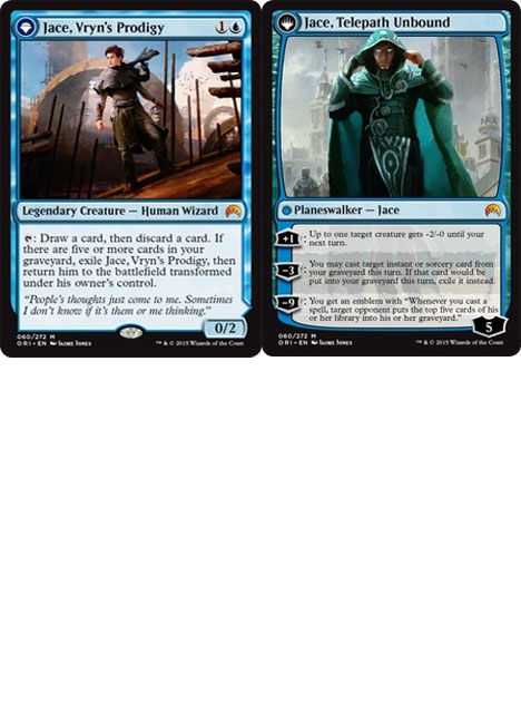 Jace, Vryn's Prodigy Magic Card