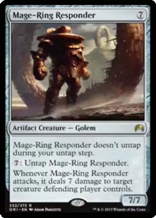 Mage-Ring Responder Magic Card