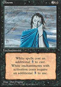 Gloom Magic Card