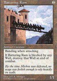 Battering Ram Magic Card