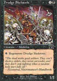 Drudge Skeletons Magic Card