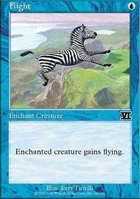 Flight Magic Card