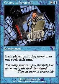 Arcane Laboratory Magic Card