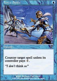 Force Spike Magic Card