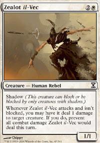 Zealot il-Vec Magic Card