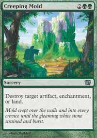 Creeping Mold Magic Card