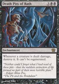Death Pits of Rath Magic Card