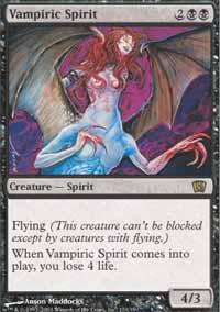 Vampiric Spirit Magic Card