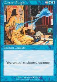 Control Magic Magic Card