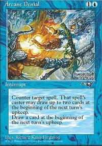 Arcane Denial Magic Card