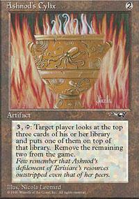 Ashnod's Cylix Magic Card