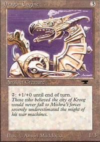 Dragon Engine Magic Card