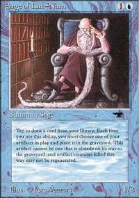 Sage of Lat-Nam Magic Card